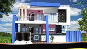 gal-img-3-thumb North Entrance Facing House Vastu Plan In Us on